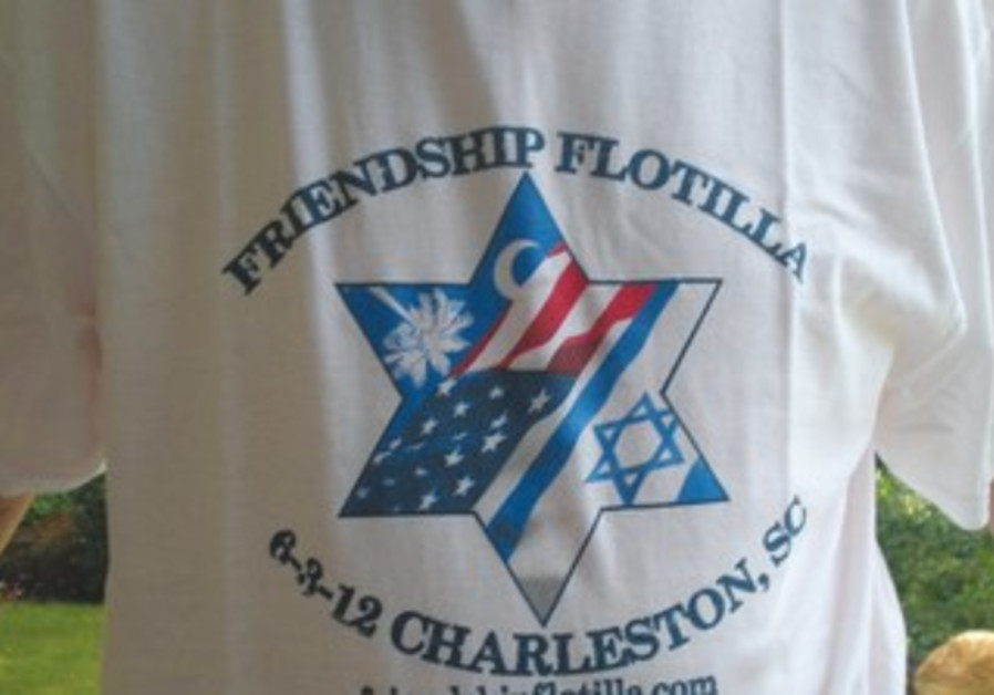 FRIENDSHIP FLOTILLA T-shirt