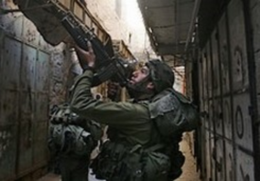 Hebron: IDF foils stabbing attempt