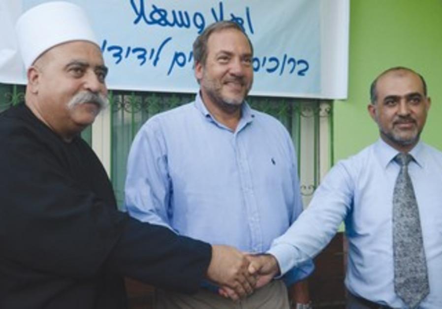 IFCJ HEAD Rabbi Yechiel Eckstein