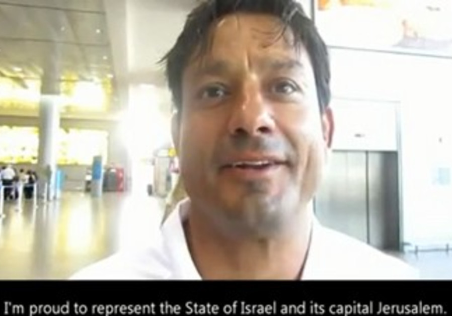 Israeli Olympic team counter BBC in video