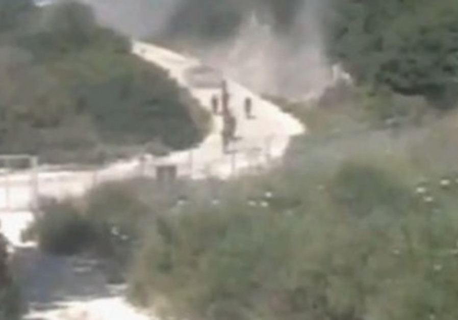 Video allegedly shows 2006 abduction of 2 soldiers
