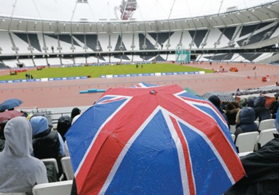 Athletics Championships at the Olympic Stadium