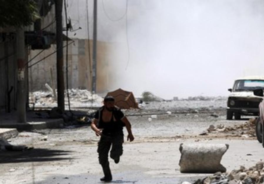 Free Syrian Army, Syrian Army soldiers clash