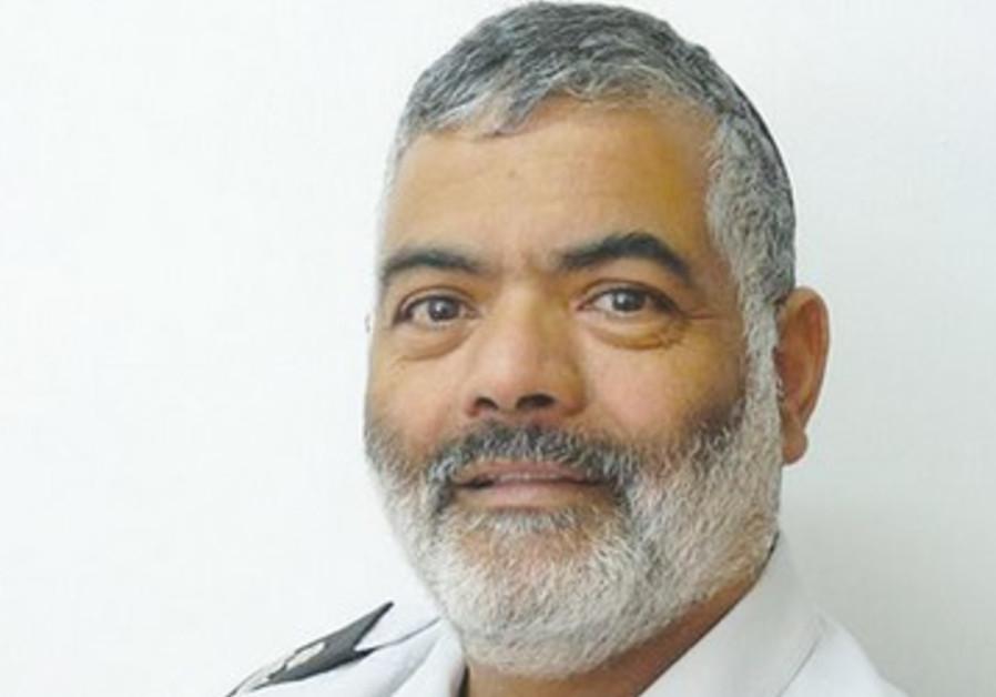 Head of firefighting school Yanon Yitzhaki