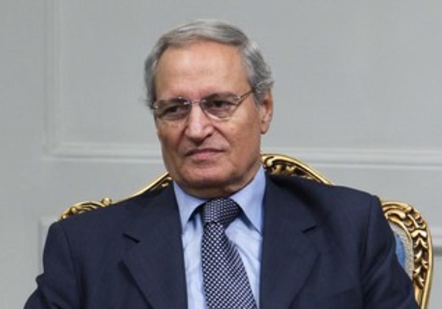 Syria's Vice President Al-Shara in Iran