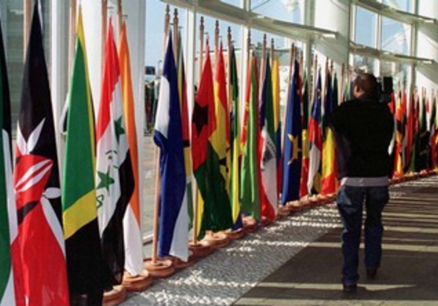 Flags of the Non-Aligned Movement members