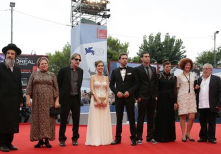 Cast of the movie 'Fill the Void'