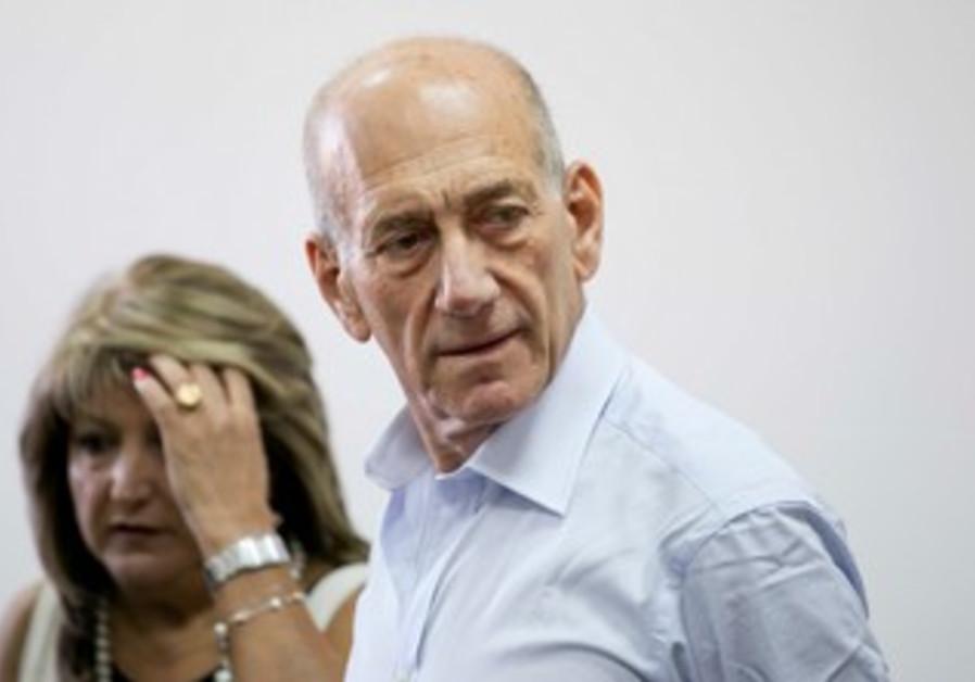Olmert, Zaken