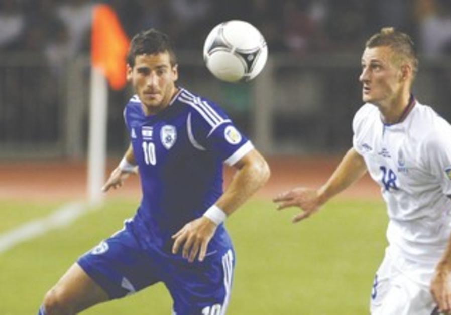 TOMER HEMED vs Azerbaijan