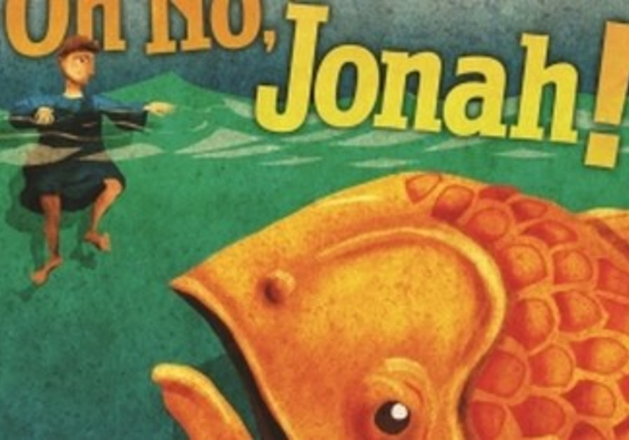 "Children's book ""Oh No, Jonah!"""