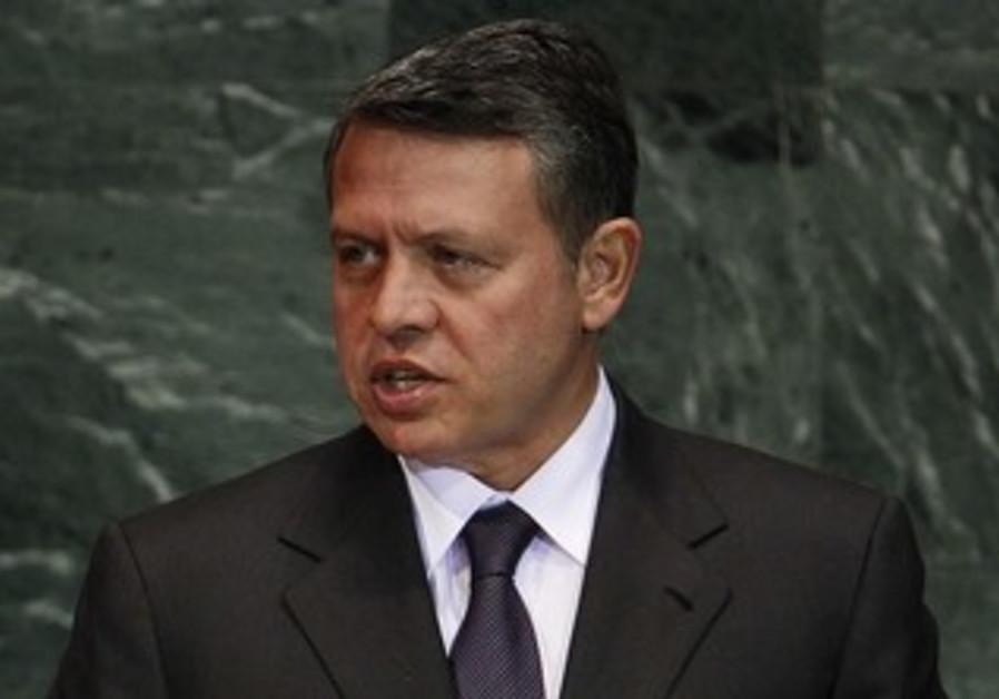 Jordan King Abdullah