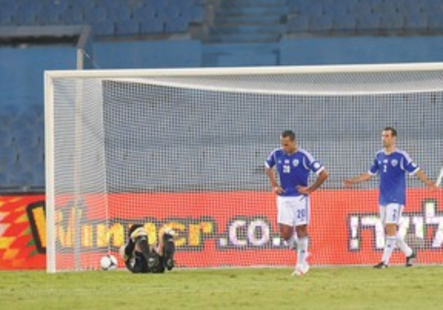 Russian team beat Israeli team in Ramat Gan