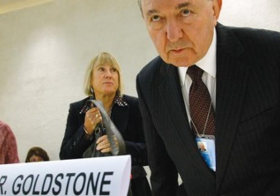 Judge Richard Goldstone.