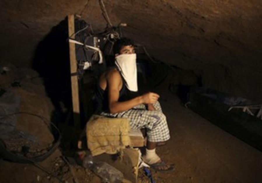 Gaza smuggler
