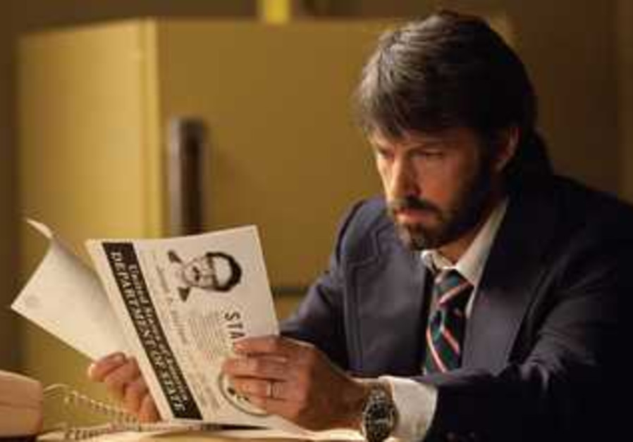 Ben Affleck as CIA agent Tony Mendez in Argo