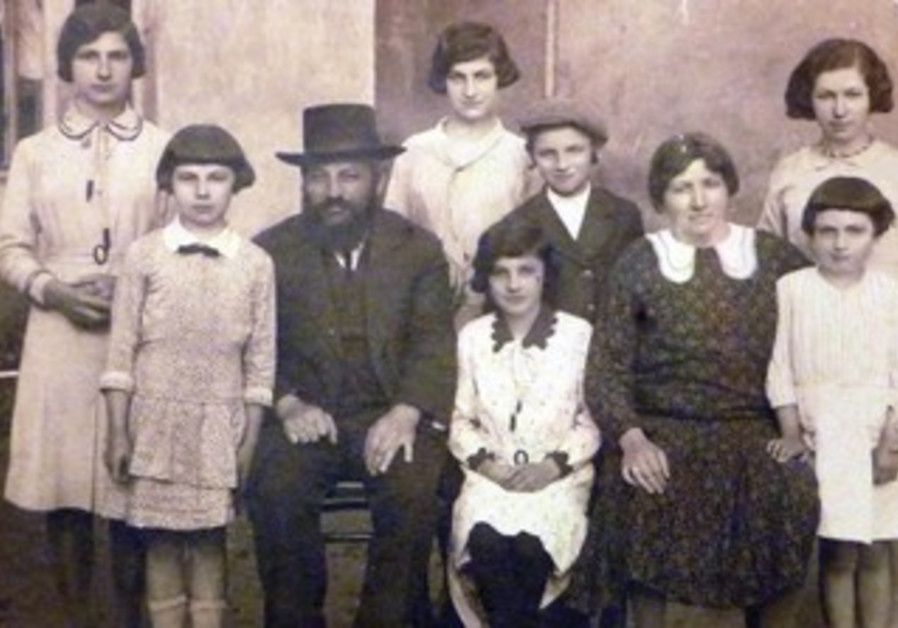 The Teitelbaum Family