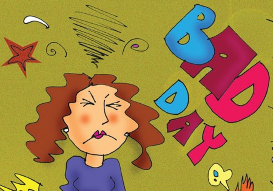 Bad Day (illustrative)