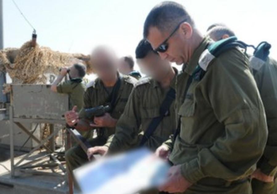 Military Intelligence chief Maj.-Gen. Aviv Kochavi