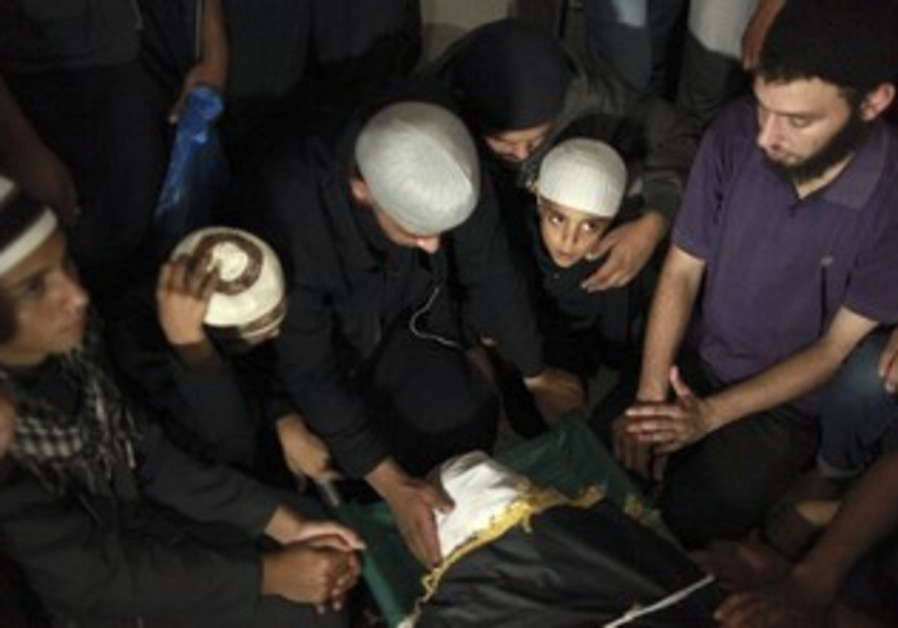 Funeral for Gaza terrorist killed by IDF