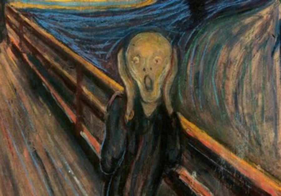 Edvard Munch's 'The Scream'