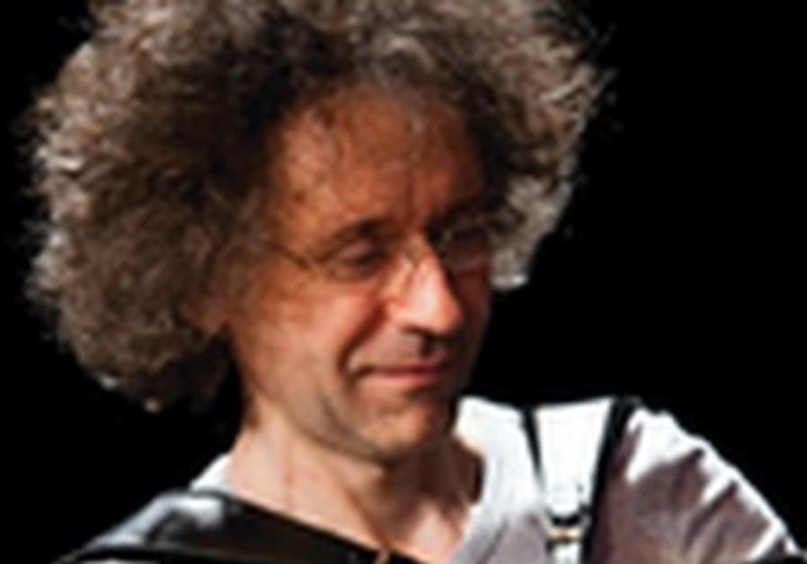Swiss accordionist Jean-Louis Matinier