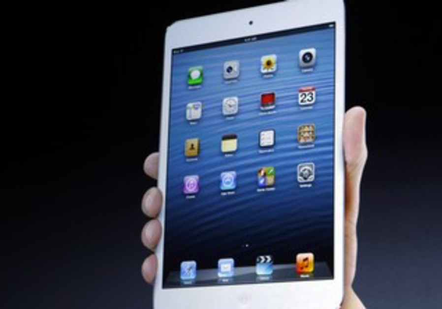 Apple's new iPad mini