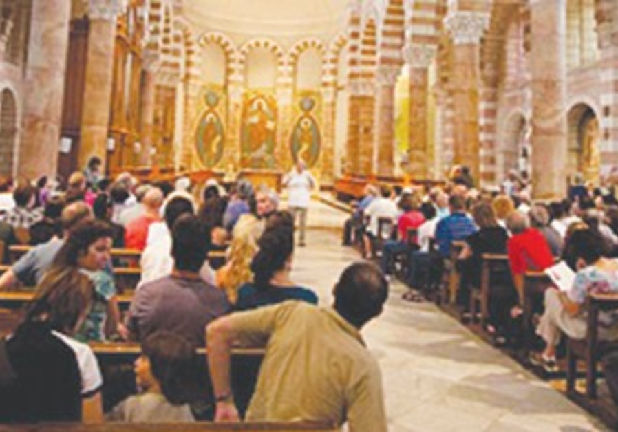 Ecole Biblique and Dominican Priory in e. J'lem