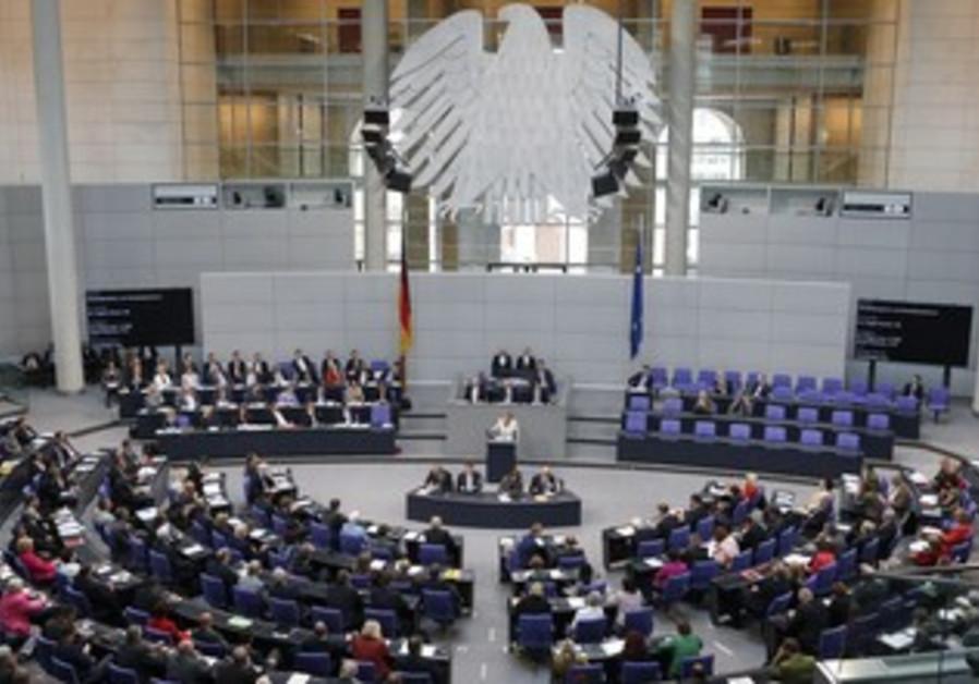 Bundestag (German Parliament)