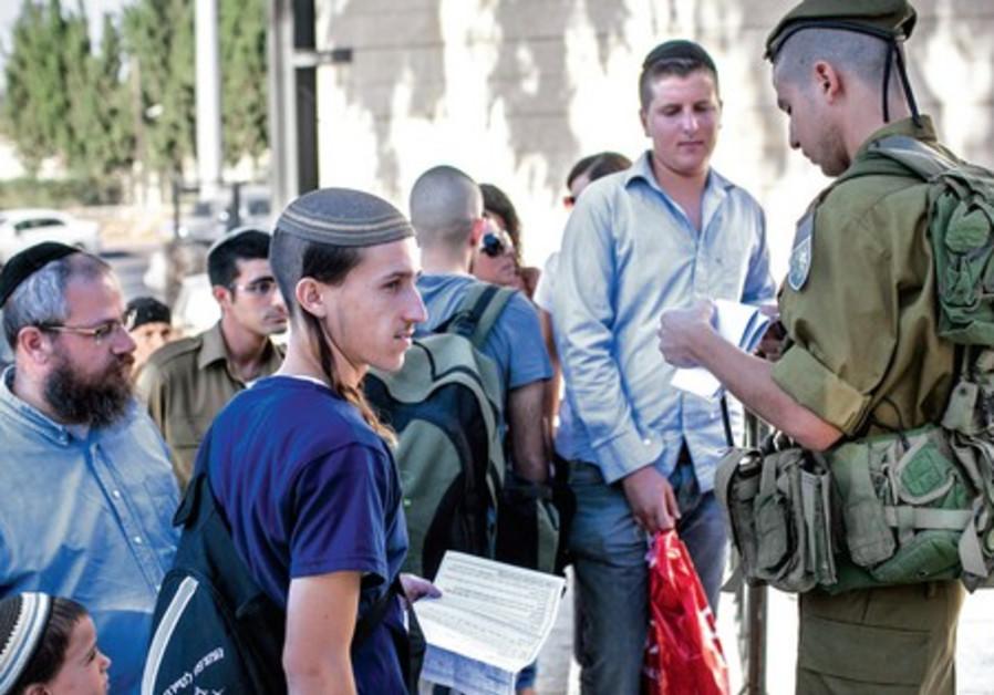 Haredi IDF 521