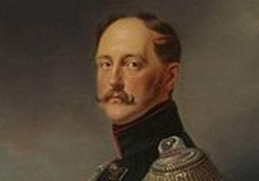 Russian tsar Nicholas I