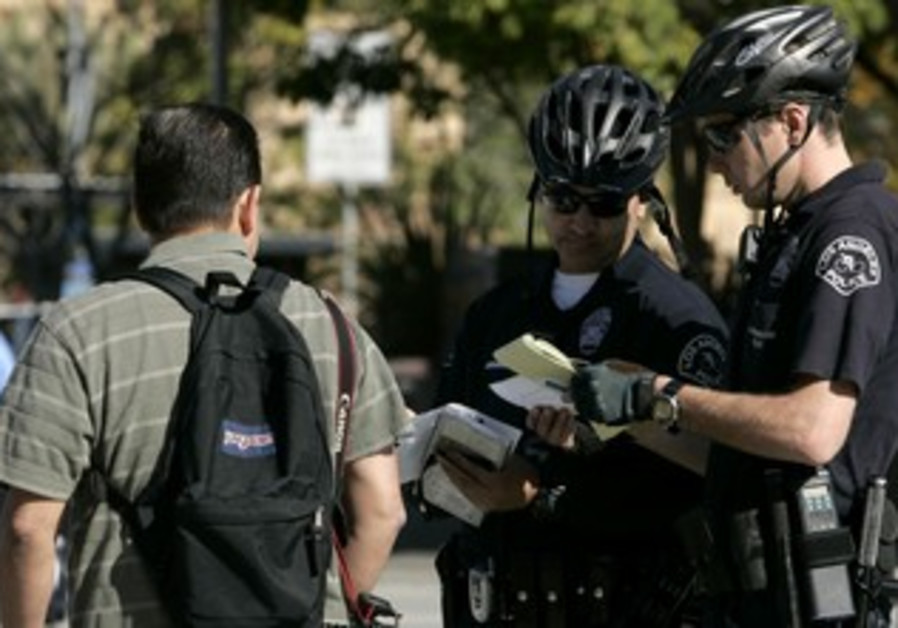 Los Angeles Police Department (illustrative)