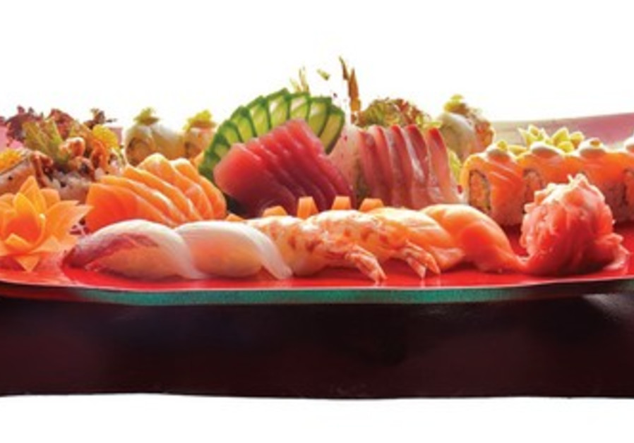 Nammos Sushi