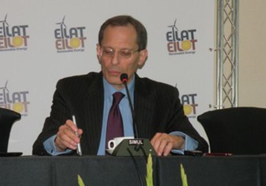 Nat'l Economic Council head Euguene Kandel