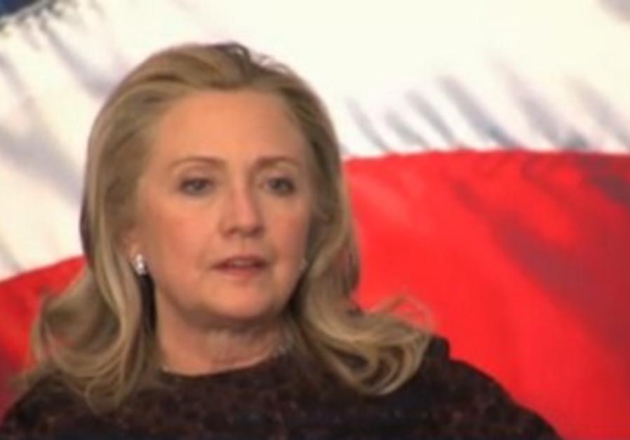 Hillary Clinton at Saban Forum
