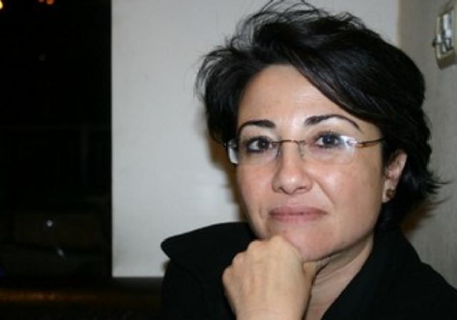 Balad MK Haneen Zoabi