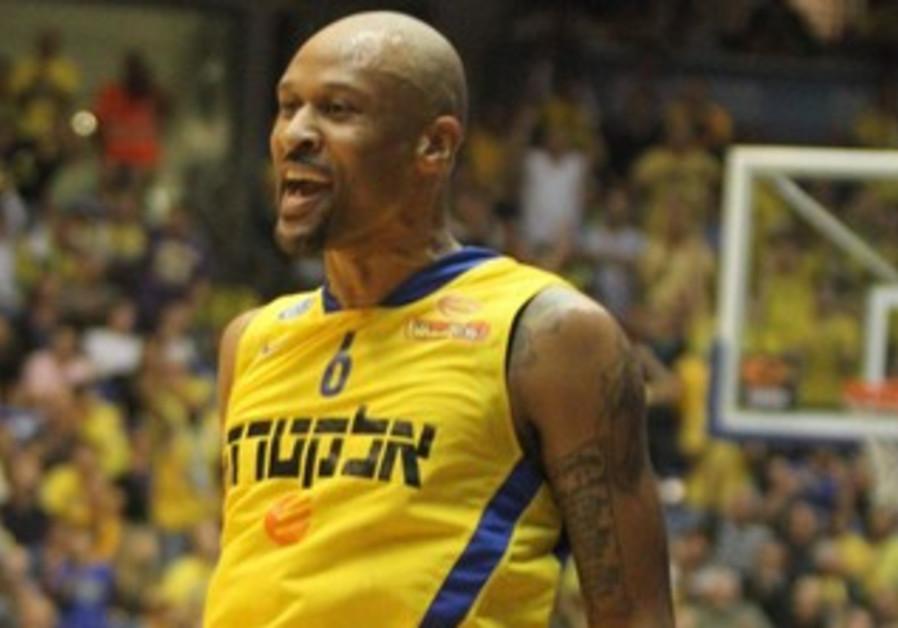 Maccabi Tel Aviv Devin Smith