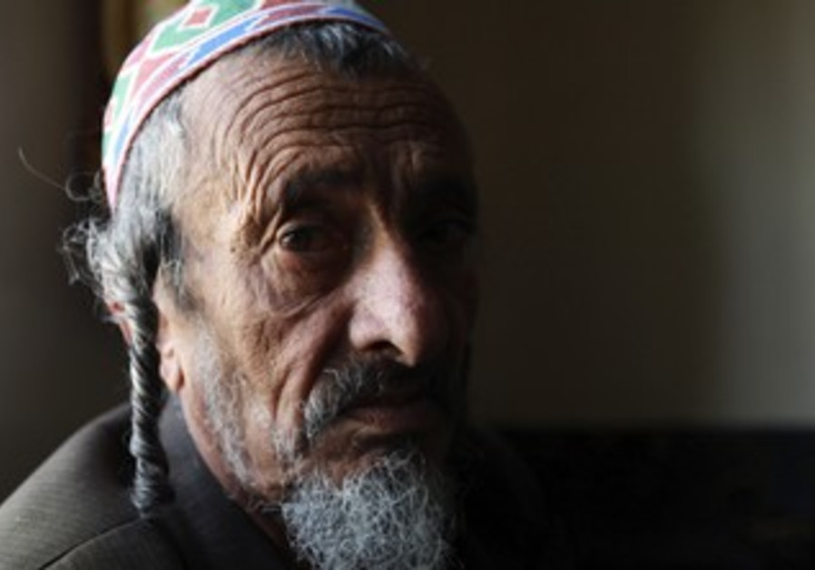 Chief Yemen Rabbi Yosef Mosa.