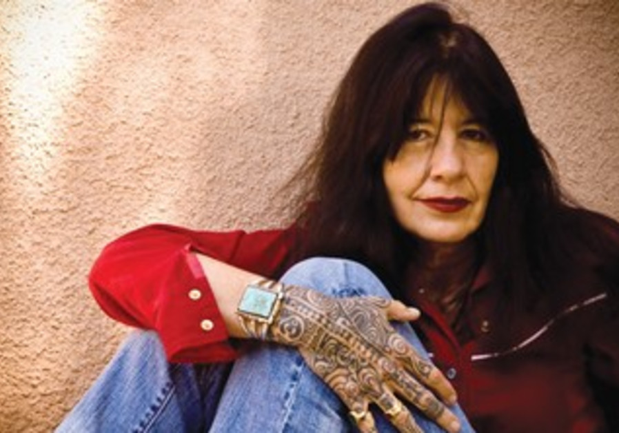 Native American poet Joy Harjo.