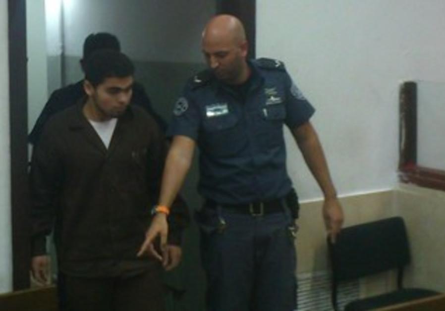 Muhammed Abed Al Jaffer Nasser Mafarja in court
