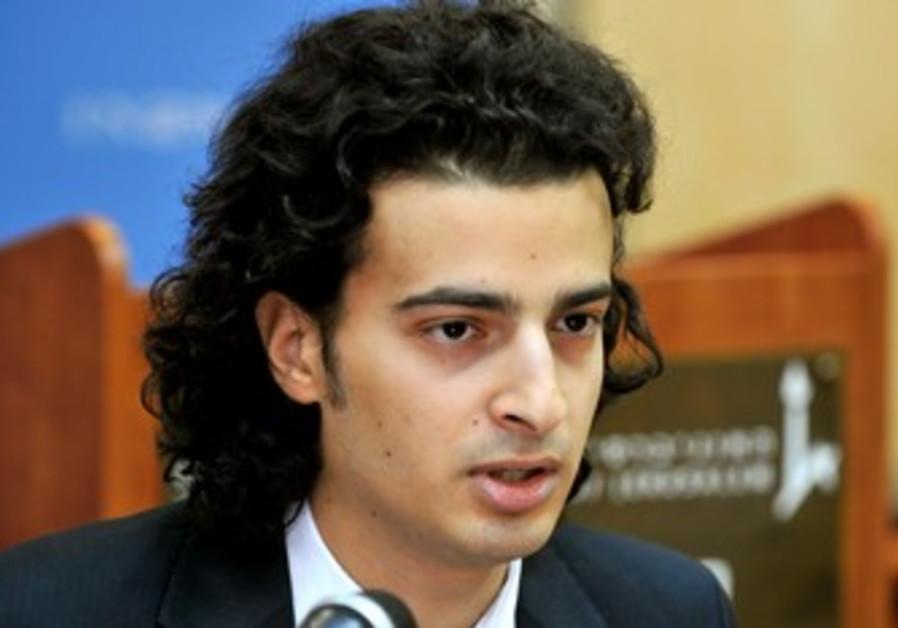Egyptian blogger Maikel Nabil Sanad