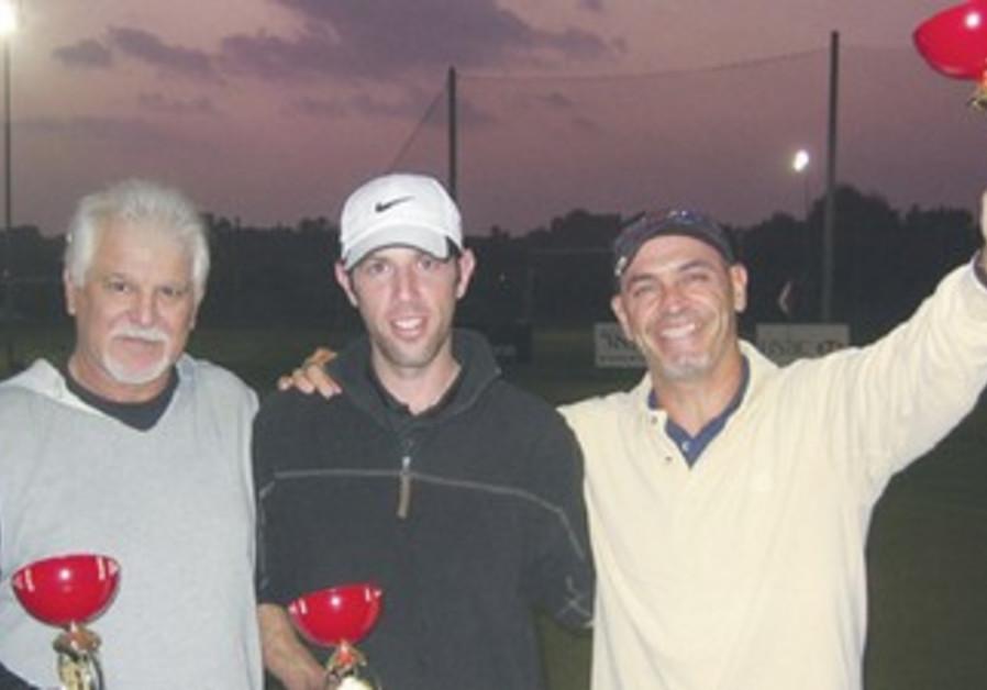 Ga'ash Golf Club tournament winners