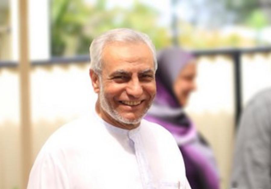 Australia mufti Dr Ibrahim Abu Mohammed.