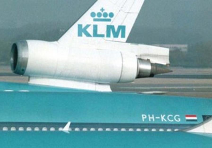 Air France-KLM airliner