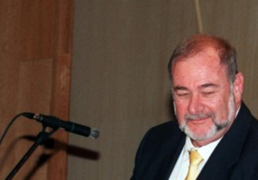 Former finance minister Avraham Hirschson