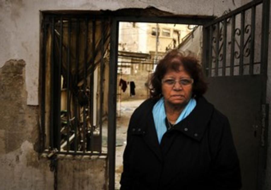 Sophie Menashe South Tel Aviv resident