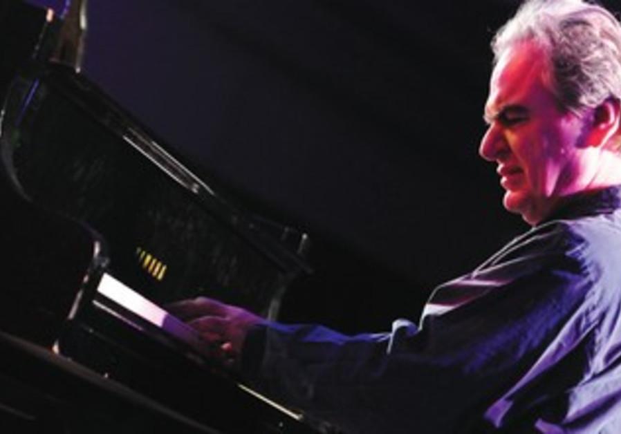 BRAZILIAN pianist Benjamin Taubkin performs at the Red Sea Winter Jazz Fest in Eilat.