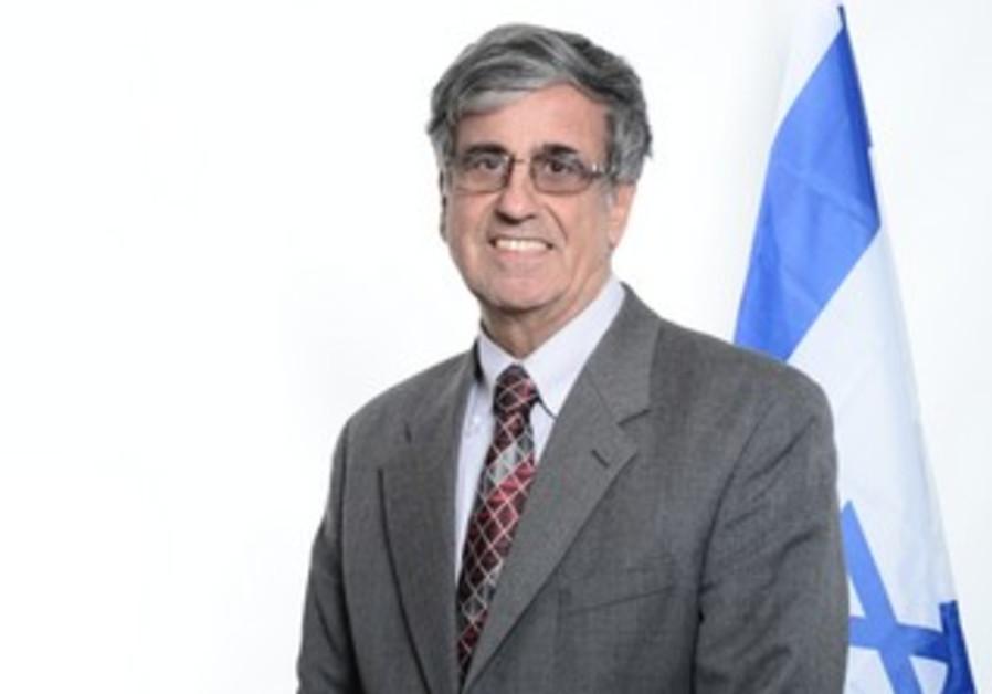 Yisrael Beytenu MK Shimon Ohayon.