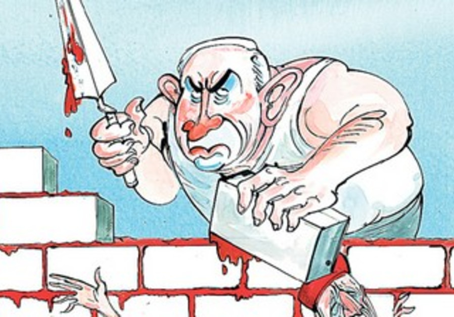 'Sunday Times' anti-Semitic cartoon