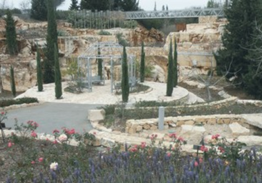 Limestone quarry transformed into park in Karmiel