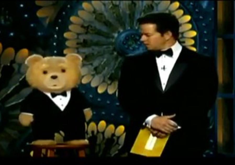 'Ted' Oscar sketch
